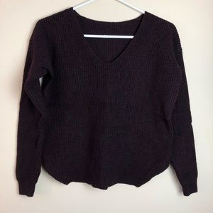Wilfred Free Aritzia XS Wool Long Sleeve Shirt